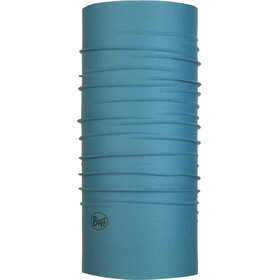 Buff Coolnet UV+ Insect Shield Neck Tube, solid stone blue